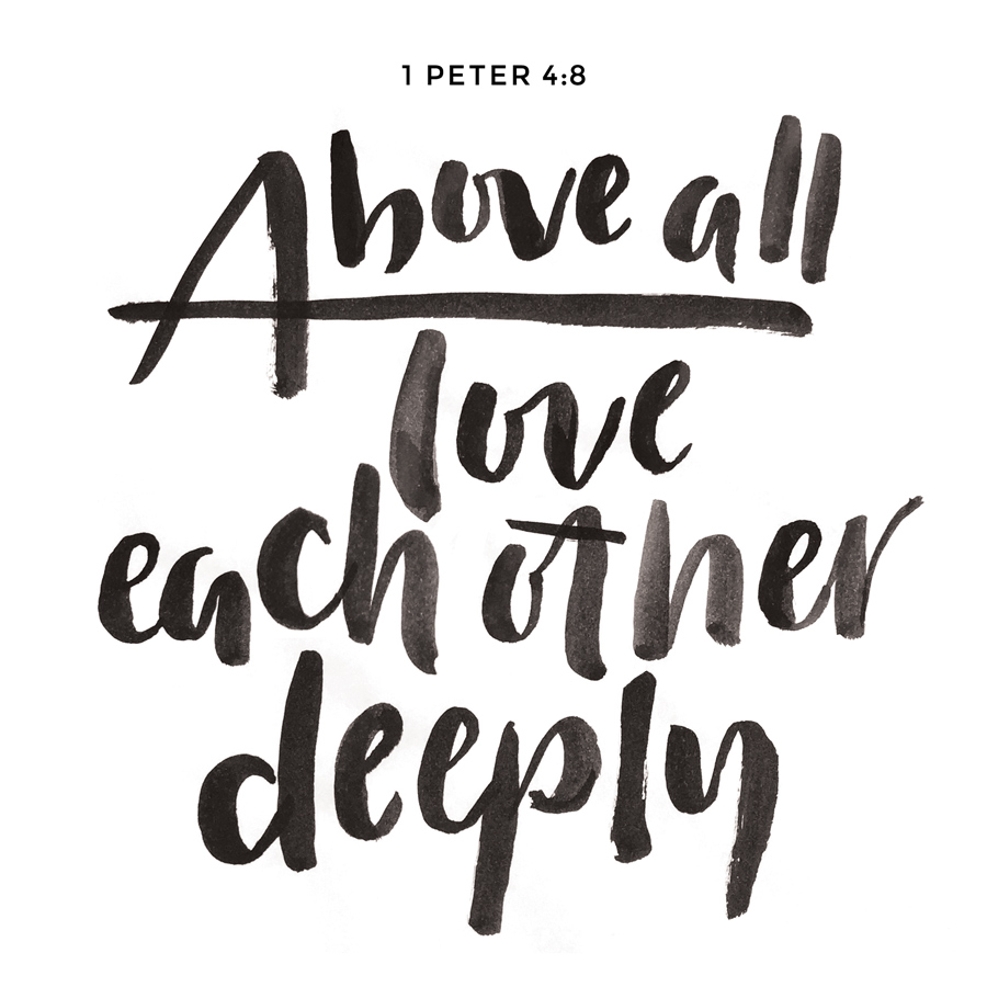 Love Each Other Deeply: Home » Lauren Murrell